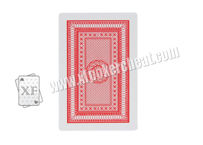 India Paper Playing Cards Revelol 555 Regular Size Narrow Index Gambling Pros